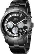 "JBW Men's JB-6218-H ""Delano"" Ion Chronograph Diamond Watch"