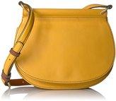 Vera Bradley Sidesaddle Cross-Body Bag