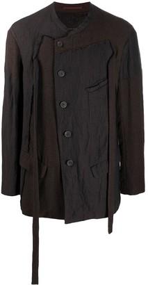 Ziggy Chen Tassel-Detail Jacket