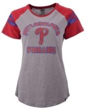 '47 Philadelphia Phillies Women's Fly Out Raglan T-shirt