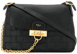 Mulberry Keeley woven leather shoulder bag