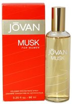 Jovan Musk By For Women. Cologne Concentrate Spray 3.25 oz / 96 Ml for