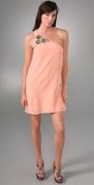 Cluster Jeweled Dress