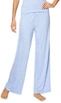 Hue Flower Dot Pajama Pants