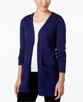 G.H. Bass & Co. Pocketed V-Neck Cardigan