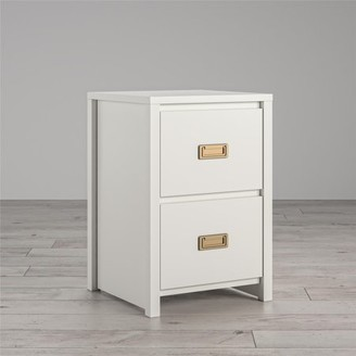 Little Seeds Monarch Hill Haven Nightstand, White White