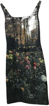 BEVZA Multicolour Dress for Women