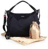 Storksak Catherine Nylon Hobo Diaper Bag