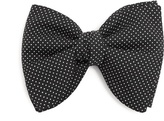 Bottega Veneta Polka-dot silk bow tie