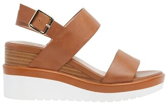 Jane Debster Indiana Tan Glove Sandals