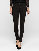 Calvin Klein Sculpted Black Wash Skinny Jeans