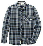 Fenchurch Bellton Flannel Shirt Reg