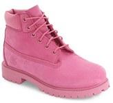 Timberland Girl's 6 Inch Premium Waterproof Boot