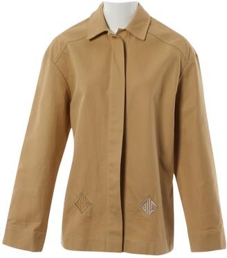 Lala Berlin Beige Cotton Jackets