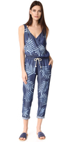 Sol Angeles Palm Jumpsuit