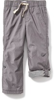 Old Navy Poplin Hybrid Pants for Toddler Boys