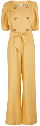 Lisa Marie Fernandez Linen jumpsuit
