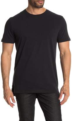 Public Opinion Solid Longline T-Shirt