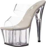 Pleaser USA Women's Adore-702 Sandal