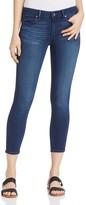 Paige Verdugo Crop Skinny Jeans in Edie