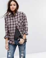 Pull&Bear Check Shirt