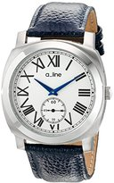 A Line a_line Women's AL-80023-02-D-BU Pyar Analog Display Japanese Quartz Blue Watch
