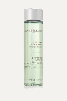 ANNE SEMONIN Detoxifying Body Oil, 100ml - one size