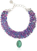 Gemma Redux Color Bleed Necklace