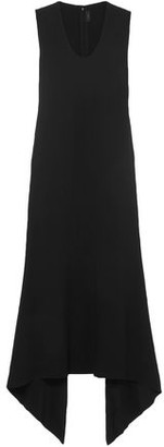 Joseph Reid Crepe Midi Dress