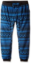 Southpole Men's Big-Tall Jogger Pants In Fleece Fabric with Drop Crotch