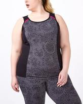 Penningtons Essentials - Plus-Size Printed Tank Top