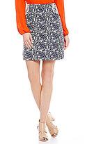 Antonio Melani Camille Novelty Jacquard Skirt