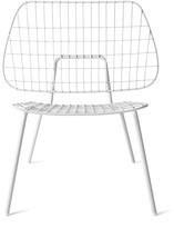 Menu WM String Lounge Chair - White
