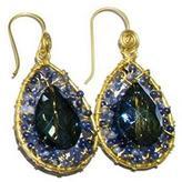 Ananda Handmade Crystal Earring