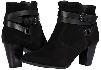Spring Step Mollie (Black) Women's Boots