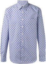 Bellerose dot print shirt