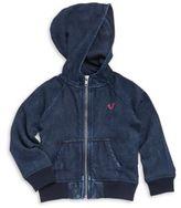 True Religion Little Boy's Logo-Print Jacket