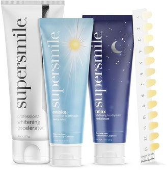 Supersmile Awake & Relax Toothpaste Duo With Accelerator