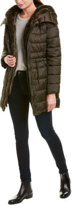 Laundry by Shelli Segal Puffer Anorak