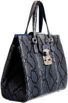 Gucci Women's Python Skin Handbag Shoulder Bag