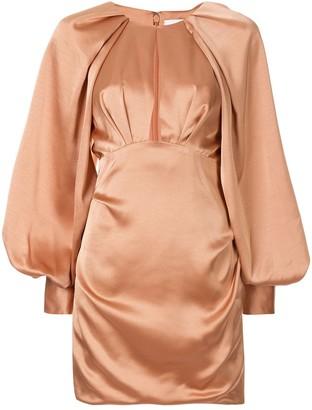 Acler Paringa balloon sleeves dress