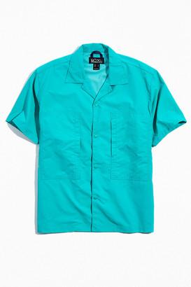 Manastash River Short Sleeve Button-Down Shirt