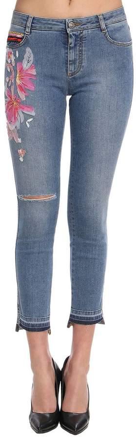 Ermanno Scervino Jeans Jeans Women