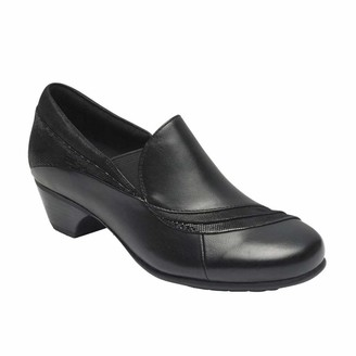 Aravon Women's Provence Asymmetrical Slipon Pump