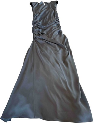 Theory Grey Silk Dress for Women
