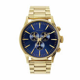 Rocawear Mens Gold Tone Bracelet Watch-Rm7815g1-474