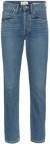 Thumbnail for your product : Eve Denim Silver Bullet Straight Leg Jeans