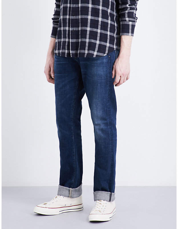 Citizens of Humanity Gage slim-fit tapered jeans