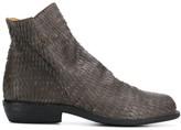 Fiorentini+Baker Chill Minuit boots