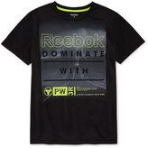 Reebok Boys Short Sleeve T-Shirt-Big Kid